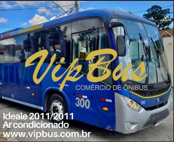 Ideale 11/11 Ar Condicionado Financia 100% Vipbus