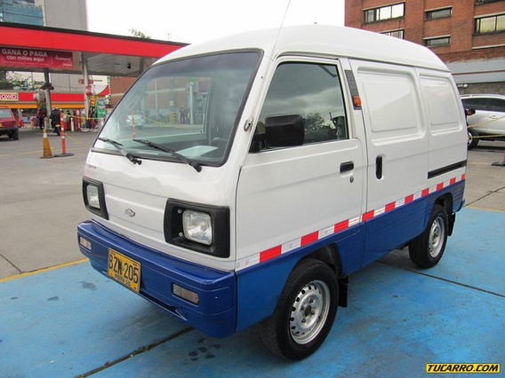 Chevrolet Super Carry 1000cc Mt