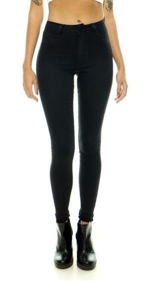 Calça Feminina Jeans Calça Cintura Alta Calça Preta Feminina