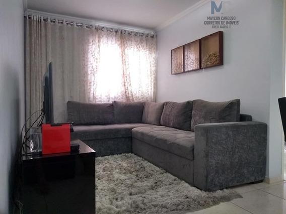 Apartamento A Venda No Bairro Vila Ema Em São Paulo - Sp. - 1204-1