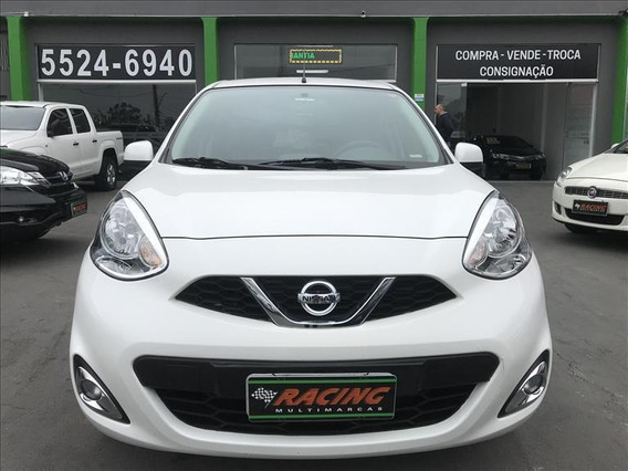 Nissan March 1.0 Sv 12v 2016 (41.000 Km)