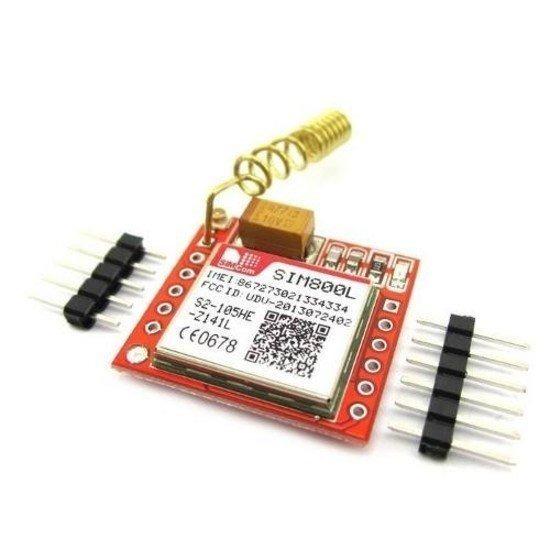 Shield Arduino | Modulo Gsm/gprs Sim800l Quadband + Antena