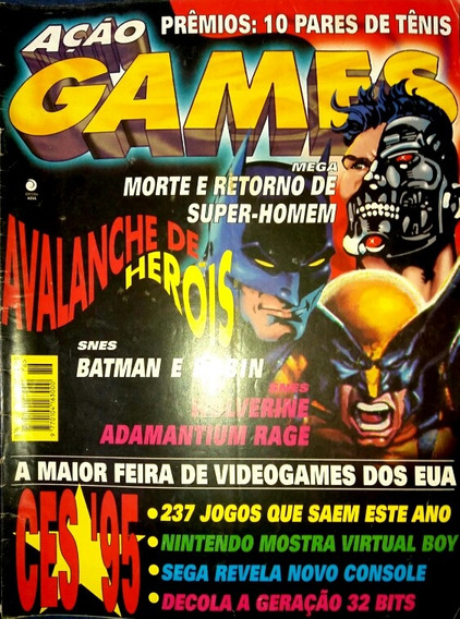 Revista Ação Games N° 76