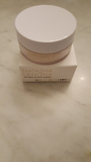 Natasha Denona Invisible Hd Face Powder Light Medium