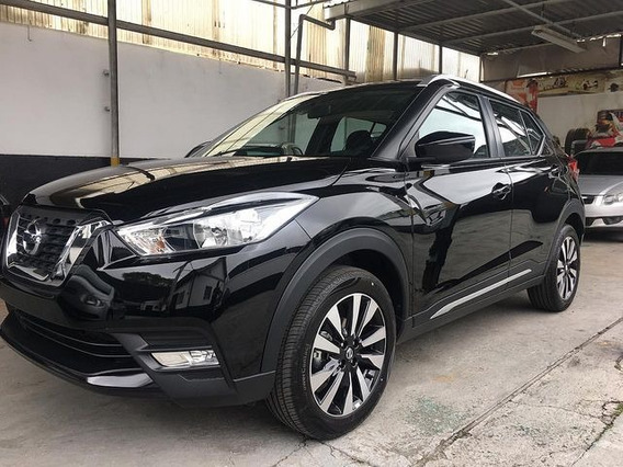 Nissan Kicks 1.6 16vstart Sv Xtronic 2019