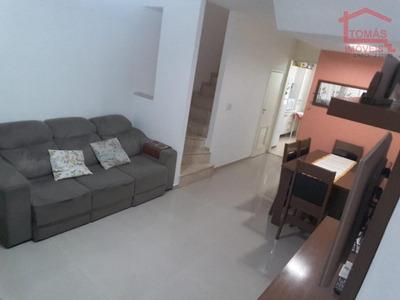 Sobrado Com 2 Dormitórios À Venda, 100 M² Por R$ 380.000 - Conjunto Residencial Vista Verde - São Paulo/sp - So1770