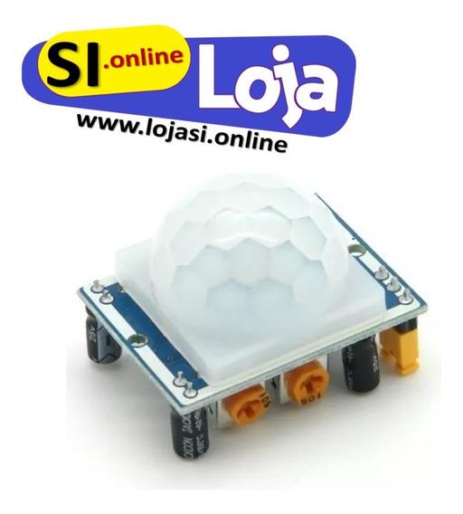 Sensor De Movimento E Presença - Arduino - Enviando Normal