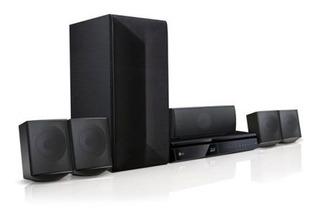 Teatro En Casa Lg 3d 1000w 5.1 Ch Hdmi Usb Karaoke Bluetooth