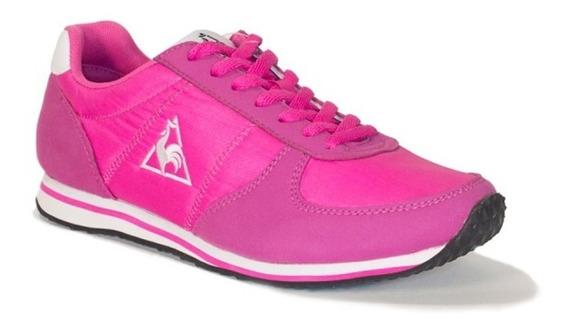 Zapatillas Le Coq Bolivar Nylon Lady Pink - Corner Deportes