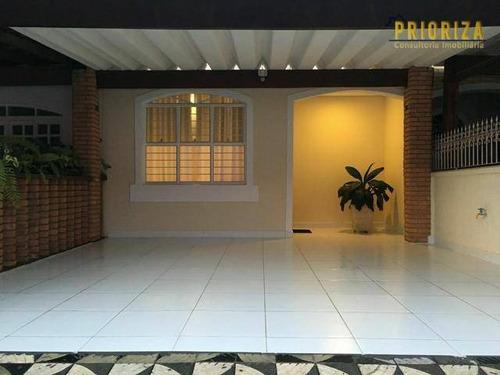 Imagem 1 de 19 de Casa À Venda, 134 M² Por R$ 360.000,00 - Condomínio Cruzeiro Do Sul - Sorocaba/sp - Ca0386
