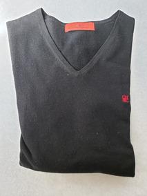 Sweater Carolina Herrera Nego Original