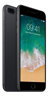 iPhone 7 Plus Apple Preto Matte 32 Gb, Desbloqueado