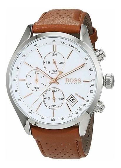 Relógio Masculino Hugo Grand Prix 1513475 Completo