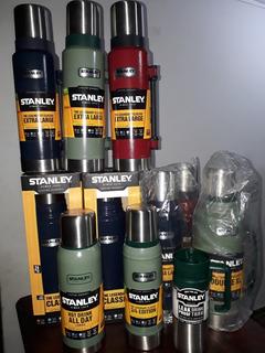 Termos Stanley 1l Color Verde