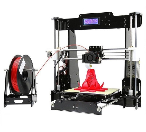 Impressora 3d Modelo A8