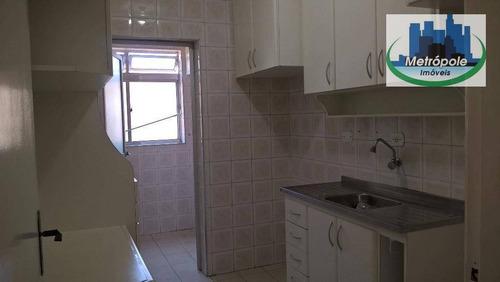 Apartamento Com 2 Dormitórios À Venda, 68 M² Por R$ 260.000,00 - Vila Silveira - Guarulhos/sp - Ap0289