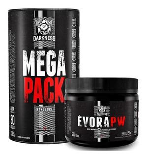 Mega Pack Hardcore + Pré Treino Évora - Integral Médica