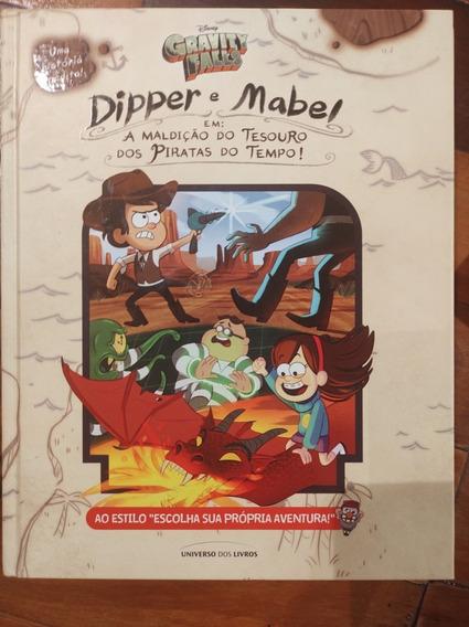 Dipper E Mabel Em A Maldição Do Tesouro Dos Piratas Do Tempo