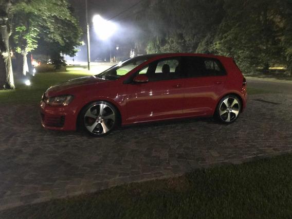 Volkswagen Golf 2.0 Gti Tsi 2016