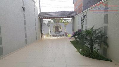 Casa Residencial À Venda, Jardim Santo Antônio, Atibaia. - Ca2723