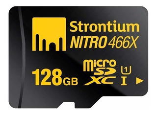 Strontium Nitro 128gb Microsdxc Class 10 Uhs-i Memory Card U