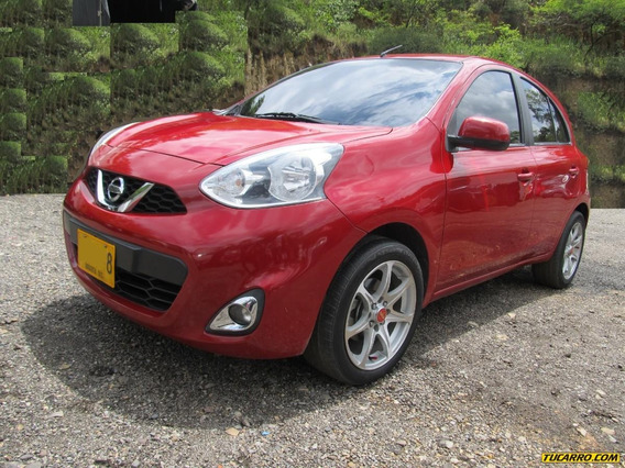 Nissan March Full Equipo