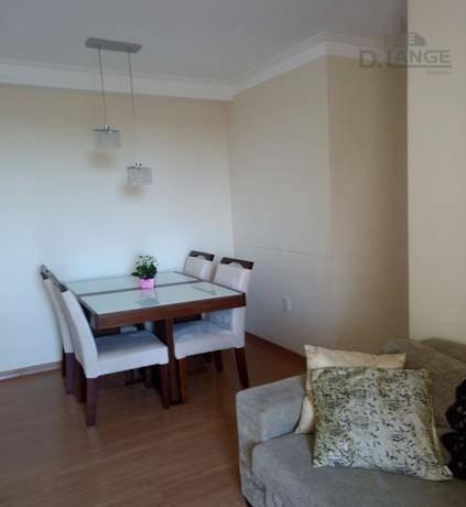 Imagem 1 de 15 de Apartamento Com 2 Dormitórios À Venda, 55 M² Por R$ 400.000,00 - Parque Industrial - Campinas/sp - Ap15979