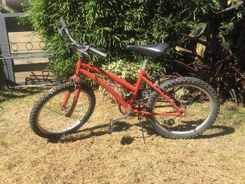 Imagen 1 de 3 de Bicicleta Bmx