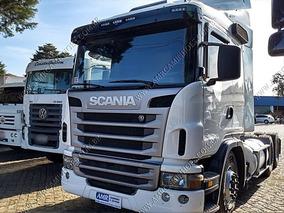 Scania G 400 6x2 Revisada Em Concessionária Ñ Volvo Axor Vw