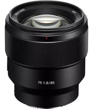 Lente Sony 85mm Fe 1.8 /sel85f18/e-mount