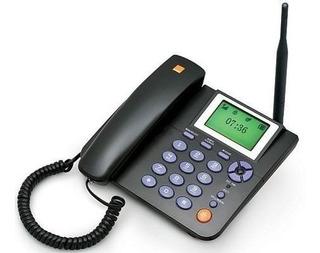 Telefone Fixo Huawei Ets 3028 Desbloqueado, Antena Rural