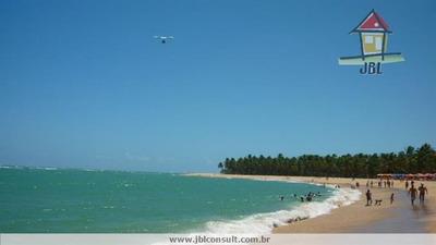 Terrenos Na Praia À Venda Em Barra De São Miguel/al - Compre O Seu Terrenos Na Praia Aqui! - 1220202