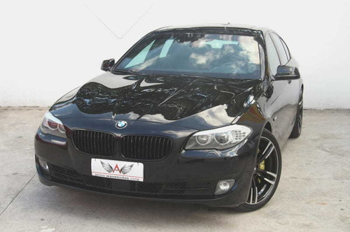 Bmw 550i 4.4 V8 Biturbo Blindado