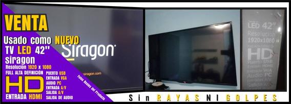 Tv Led Siragon 42