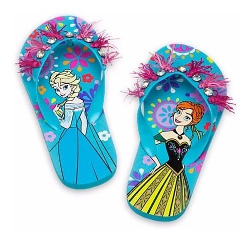 Ojotas Frozen Original Disney Store