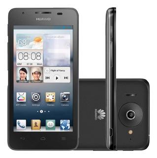 Huawei Ascend G510 4gb 3g Single 5mp Preto Vitrine 2