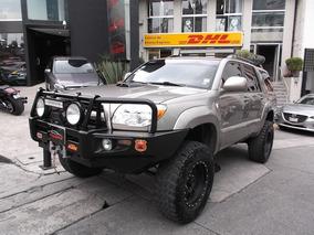 Toyota 4runner Limited 3 Filas Ba Abs Piel Qc Aut