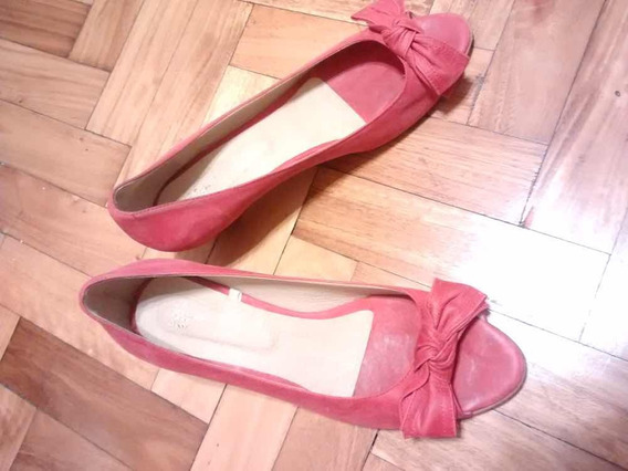 Stiletos Zara De Color Rojo