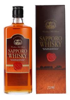 Whisky Japones Sapporo Excellent Mild Blend Con Estuche