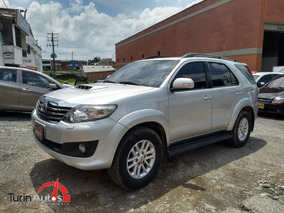 Toyota Fortuner 3.0 Tp 2014