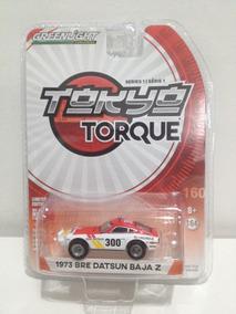 Greenlight Tokyo Torque 1973 Bre Datsun Baja Z Serie 1