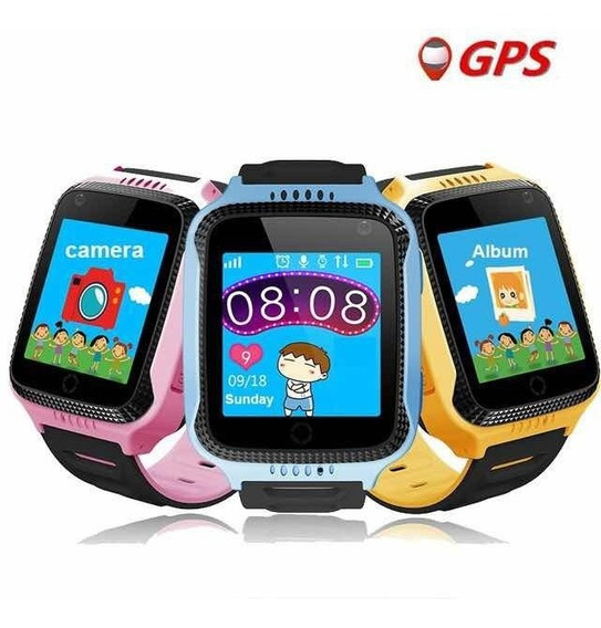Reloj Gps Guardin Smartwath Para Niños