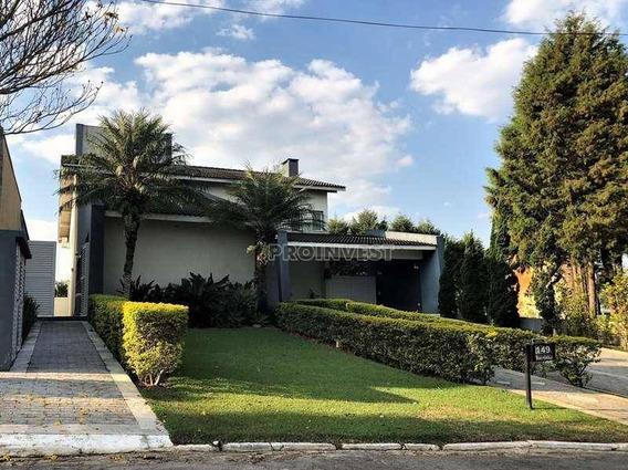 Maravilhosa Casa Nova Higienópolis Granja Viana - Ca16193