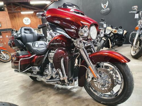 Harley Davidson Cvo Limited 2014