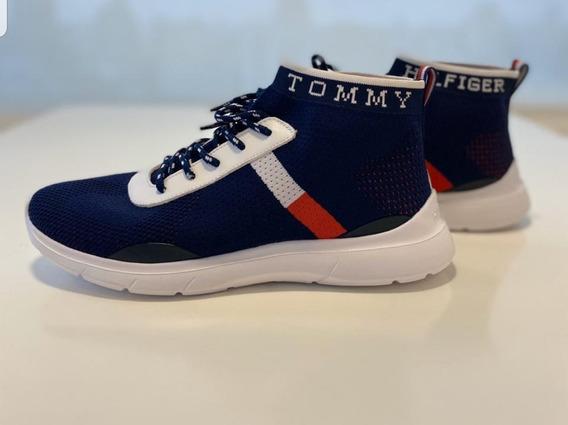 Zapatillas Tommy Hilfiger Mujer Original Importado