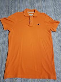 Camisa Polo Hollister - Original