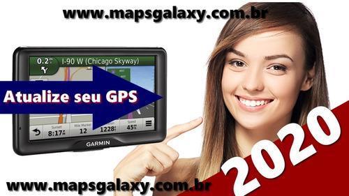 Imagem 1 de 5 de Atualização Gps Igo Amigo 2020 5 Polegadas Download