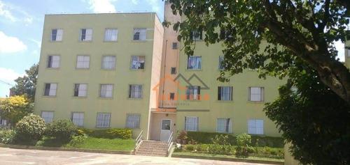 Imagem 1 de 12 de Apartamento Com 2 Dormitórios À Venda, 54 M² Por R$ 155.000,00 - Cidade Satélite Santa Bárbara - São Paulo/sp - Ap0063
