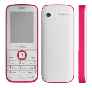 Celular Ipro A8 Dual Chip, Câmera, Rádio Fm, 2.4