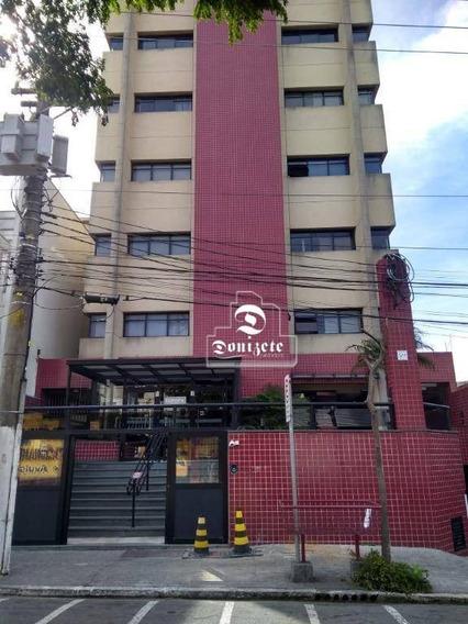 Sala À Venda, 67 M² Por R$ 360.000,00 - Centro - Santo André/sp - Sa0694